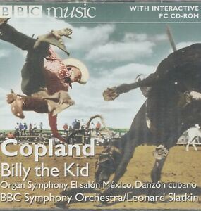 Copland Billy The Kid CD 083