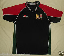 Leicester Tigers EPDC  / SAMURAI - Junior (+ slim adults) rugby Jersey / Shirt