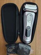 BRAND NEW Braun Series 9 9290cc Men's Electric Shaver Wet and Dry NO BOX- SILVER