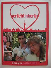 "Merlin Sammelbilderalbum ""Verliebt in Berlin"", komplett"