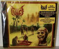 "FULCI - TROPICAL SUN CD ""SUN EDITION"" TIME TO KILL 2020. SEALED CANNIBAL CORPSE"