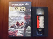 Il fiume maledetto (Lisa Aliff, Bradford Bancroft) - VHS ed. Panarecord rara