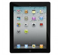 NEW Apple iPad 2nd Gen. 64GB, Wi-Fi + Cell (GSM Unlocked), A1396, 9.7in - Black