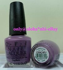 OPI Nail Polish * PLANKS A LOT NL P16 * Discontinued Lacquer * Full Size