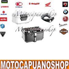 GIVI BAULE TREKKER OBK58B OUTBACK 58 LT + PIASTRA SR689 BMW R 1200 GS 2004>2012