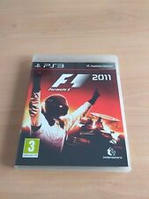 PS3 Formula 1 2011 Castellano Version PAL España Playstation 3
