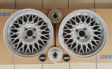 "N° 2 Cerchi BBS R15"" 4x100 6,5J wheels VW"