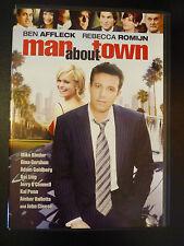 Man About Town (DVD*Ben Affleck*Rebecca Romijn*Samuel Ball)  FAST SHIPPING