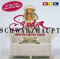 SANDRA SCHWARZHAUPT : WRITTEN IN THE STARS / CD - TOP-ZUSTAND
