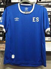Umbro El Salvador Youth Jersey Camisa Juvenil Para Ninos Size Youth XL   Only