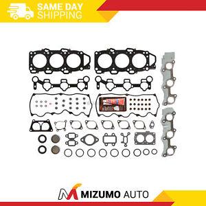 Head Gasket Set Fit 88-98 Mazda MPV 929 3.0 SOHC 18V JE