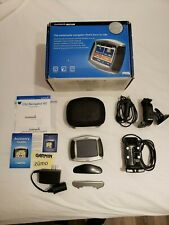 New listing Garmin Zumo 550 Motorcycle Gps With Box-Case-Mounts-Bundle And More