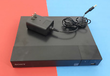 Sony Bdp-S1700 Blu-ray Disc - Dvd Player with Built-In Wi-Fi Stream Black #U5635