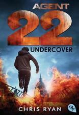 Agent 22 - Undercover von Chris Ryan (2016, Taschenbuch)