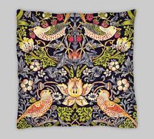 William Morris Estilo Lino Doble Cara Cushion Covers 45X45cm (18X18)
