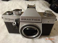 Praktica Super TL1000 SLR 35mm SLR Camera M42 Screw Mount for Student