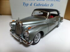 CMC Mercedes-Benz Typ d Cabriolet D 1958-1962 1:24 boxed