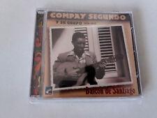 """COMPAY SEGUNDO Y SU GRUPO """"BALCON DE SANTIAGO"""" CD 15 TRACKS COMO NUEVO"""