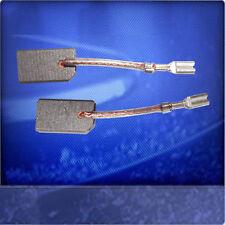 Spazzole Carbonio Motore Carbone penne per Metabo WE 9-125, W 9-125 Quick