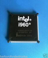 5 pcs INTEL N80960SB16 PLCC EMBEDDED 32-BIT MICROPROCESSOR