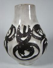 Spektakuläre 60er CARSTENS Keramik Vase Gerda Heuckeroth Vtg German Ceramic 60´s
