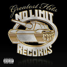 No Limit Greatest Hits [PA] by Various Artists (CD, Aug-2006, 2 Discs, No Limit Records)