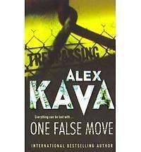 One False Move by Alex Kava, Book, New (Paperback)