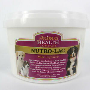 Goats Milk Substitute Nutrolac Supplement for Puppies and Whelping Bitches