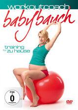 DVD Workout Coach panza bebé Formación DVD para Para Casa