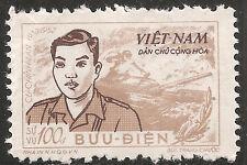 "North Viet Nam Official Stamp - Scott#O12/O3 100d ""Cu Chinh Lan"" WG Mint/LH 1956"