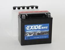 Bateria Exide YTX14-BS sellada sin mantenimiento