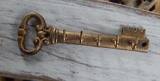 Schloss TurmSchlüssel als SchlüsselRegal im LandhausStil *Vintage*RETRO* 19 cm