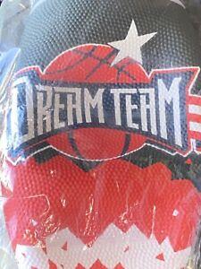 Vintage NBA Basketball DREAM TEAM Ball Spalding Basketball New In Bag! OLYMPICS