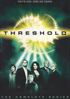 Threshold - The Complete Series (Boxset) New DVD