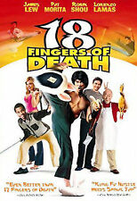 18 Fingers of Death (DVD, 2006)
