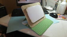 """Green Universal Folio Stand Case Cover For 7"""" to 8"""" Inch Tablet eReader Device"""