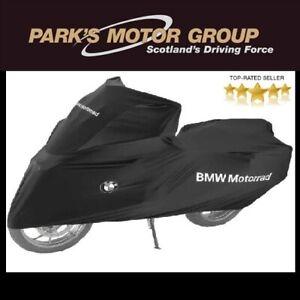 Genuine BMW Motorrad Motorcycle Indoor Cover  77028555890