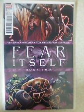 """""""Fear Itself"""" Book Two HTF """"First Print"""" - 2011 Fraction"""