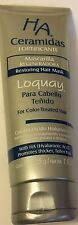 Loquay HA Ceramidas Mascarilla Regeneradora,Restoring Hair Mask  7.9 Fl Oz