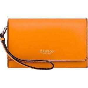 OROTON Wristlet Wallet Clutch Bag Federation Fold Purse Sunset Box NWT
