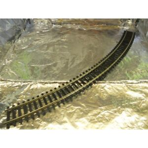 ** Hornby Railways R607 Double Curve 2nd Radius (1) Track Section 00 / HO Scale