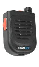 Pryme BTH-500 Bluetooth Speaker Mic w/ ROTARY VOL Icom Vertex Motorola Hytera