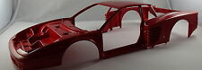 Pocher 1:8 Ferrari Testarossa Coupe red K51 Karosserie 51-10 E1