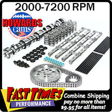 "HOWARD'S GM Turbo LS 281/284 578""/587"" 115° Cam Camshaft Kit w/Link-Bar Lifters"