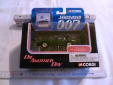 "Corgi TY95401 JAGUAR XKR ""Die Another Day"""