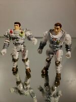 TCSOI-Action Men in White Action Figure`S Set of 2 #72