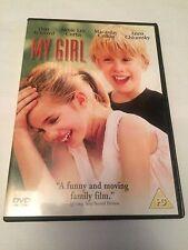 My Girl (DVD, 2008) region 2 uk dvd