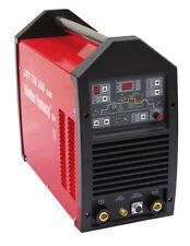JET TIG welder inverter AC / DC IGBT 200 Welder Fantasy + handle Parker