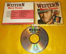 WESTERN MOVIE THEMES - Soundtracks - CD