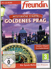 freundin CD ROM: Goldenes Prag Neuwertig